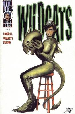 WildC.A.T.S Vol. 3 (Grapa 28 pp) #2