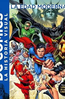 DC Comics: La historia visual