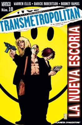 Transmetropolitan (Rústica 48-144 pp) #10