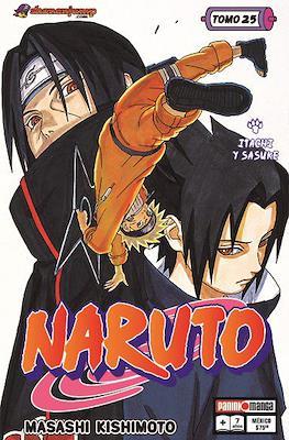 Naruto (Rústica) #25