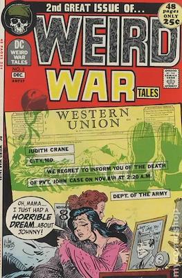 Weird War Tales (1971-1983) Comic Book #2