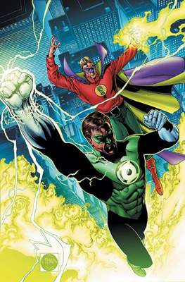Green Lantern Saga de Geoff Johns #7