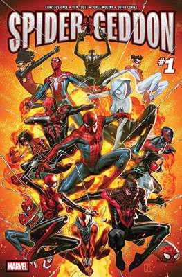 Spider-Geddon (Comic Book) #1