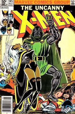 The Uncanny X-Men (1963-2011) (Comic-Book) #145