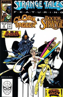 Strange Tales Vol. 2 (1987-1988) (Comic-book.) #13