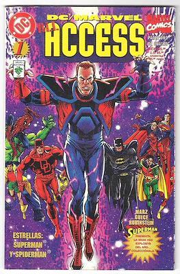 DC/Marvel All Access (Rústica) #1
