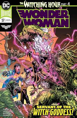 Wonder Woman Vol. 5 (2016-) (Comic book) #57