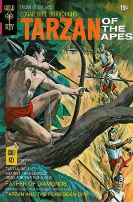 Tarzan (Comic-book) #191