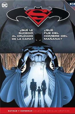 Batman y Superman. Colección Novelas Gráficas #19