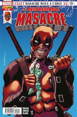 Masacre Vol. 3 (2016-) (Grapa) #25