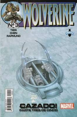 Wolverine: Cazado! #3
