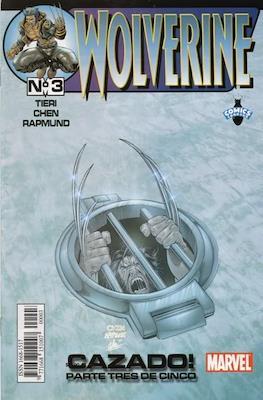 Wolverine: Cazado! (Grapa) #3