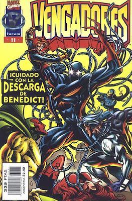 Los Vengadores Vol. 2 (1996-1997) (Grapa 24 pp) #11