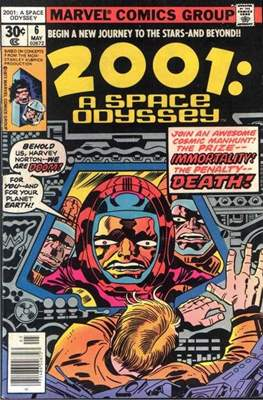 2001: A Space Odyssey (Grapa) #6