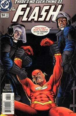 The Flash Vol. 2 (1987-2006) (Comic Book) #164