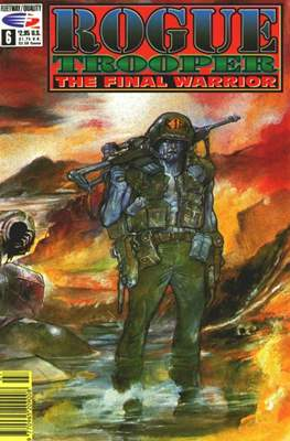 Rogue Trooper The Final Warrior (Cómic grapa) #6