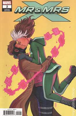 Mr. & Mrs. X (Variant Covers) (Comic Book) #2