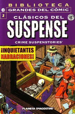 Clásicos del Suspense. Biblioteca Grandes del Cómic (Rústica 144-176 pp) #2