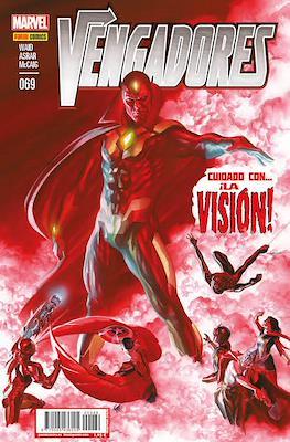 Los Vengadores Vol. 4 (2011-) (Grapa) #69