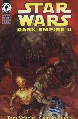 Star Wars: Dark Empire II (Comic Book) #5