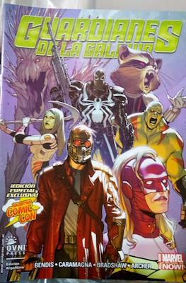 Guardianes de la Galaxia - Edición especial Exclusiva Argentina Comic-Con
