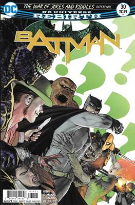 Batman Vol. 3 (2016-) #30