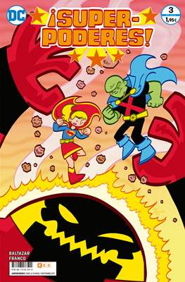 ¡Super-poderes! (Grapa) #3