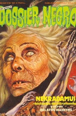 Dossier Negro (Rústica y grapa [1968 - 1988]) #151