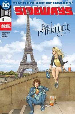 Sideways (Comic Book) #10