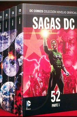 Colección Novelas Gráficas DC Comics: Sagas DC #8