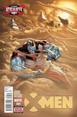 Extraordinary X-Men (Comic-book) #9