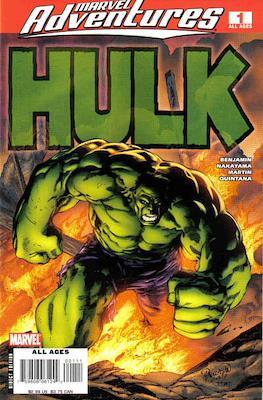 Marvel Adventures Hulk