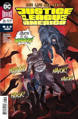 Justice League of America vol. 5 (2017-2018) (Grapa) #26