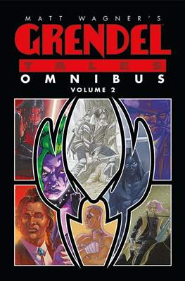 Grendel Tales Omnibus (Softcover 432-408 pp) #2