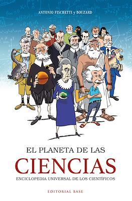 El planeta de las Ciencias (Cartoné 84 pp) #