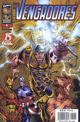 Los Vengadores: Heroes Reborn (1997-1998) #9