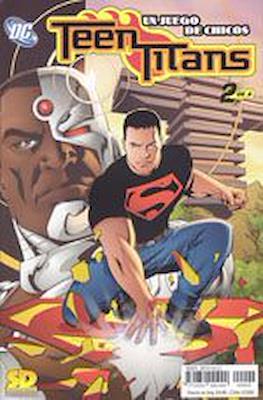Teen Titans Un Juego de Chicos (grapa) #2