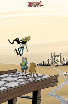 Adventure Time: The Flip Side (Variant Covers) #11