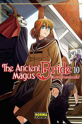 The Ancient Magus Bride (Rústica con sobrecubierta) #10