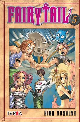 Fairy Tail (Rústica) #5