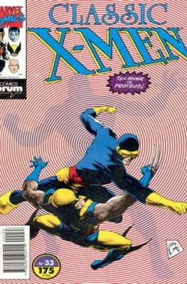Classic X-Men Vol. 1 (1988-1992) (Grapa 32 pp) #33