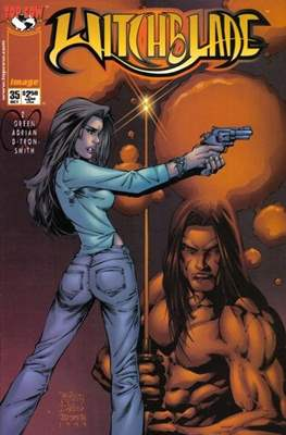 Witchblade (Comic Book) #35