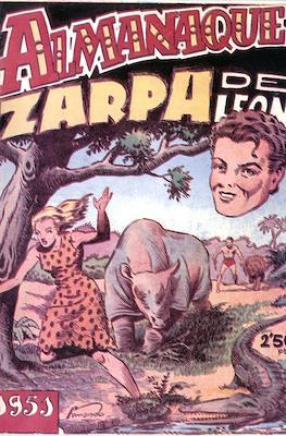 Zarpa de León. Almanaque 1951