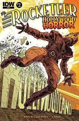 The Rocketeer: Hollywood Horror (Comic-book) #2