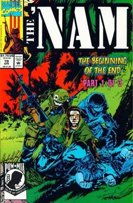 The 'Nam Vol 1 (Comic-book.) #79