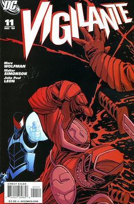 Vigilante (2009-2010) (Saddle-stitched) #11