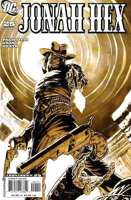 Jonah Hex Vol. 2 (2006- 2011) (Comic Book 32 pp) #25