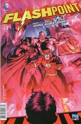 Flashpoint (Grapas) #3