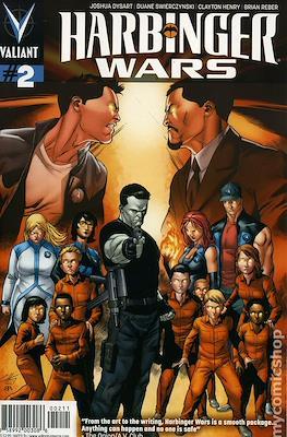 Harbinger Wars (2013) (Comic Book) #2
