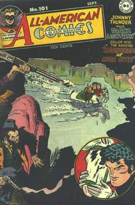 All-American Comics (Comic Book) #101
